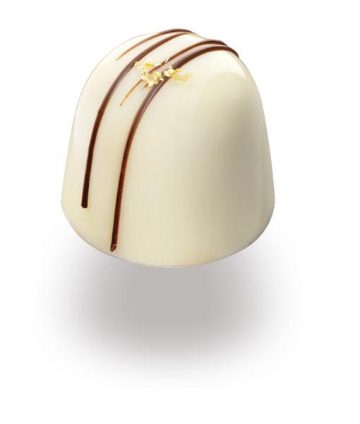 Bonboniera - Čokoladne praline Lucifer Chocolate - Bela karamela
