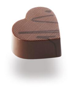 Bonboniera - Čokoladne praline Lucifer Chocolate - Cimetovo srce