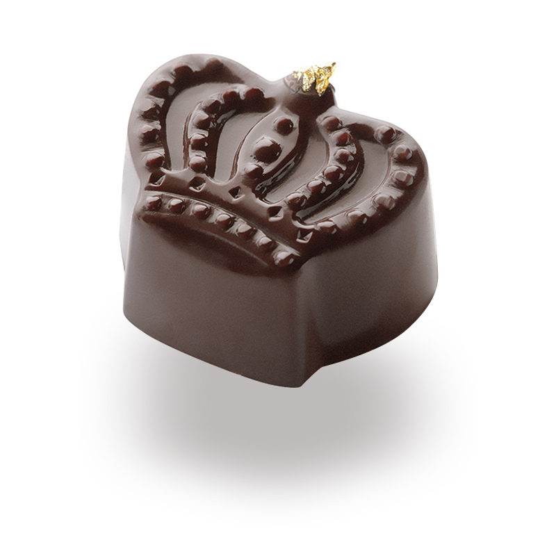 Bonboniera - Čokoladne praline Lucifer Chocolate - Cognac Royal