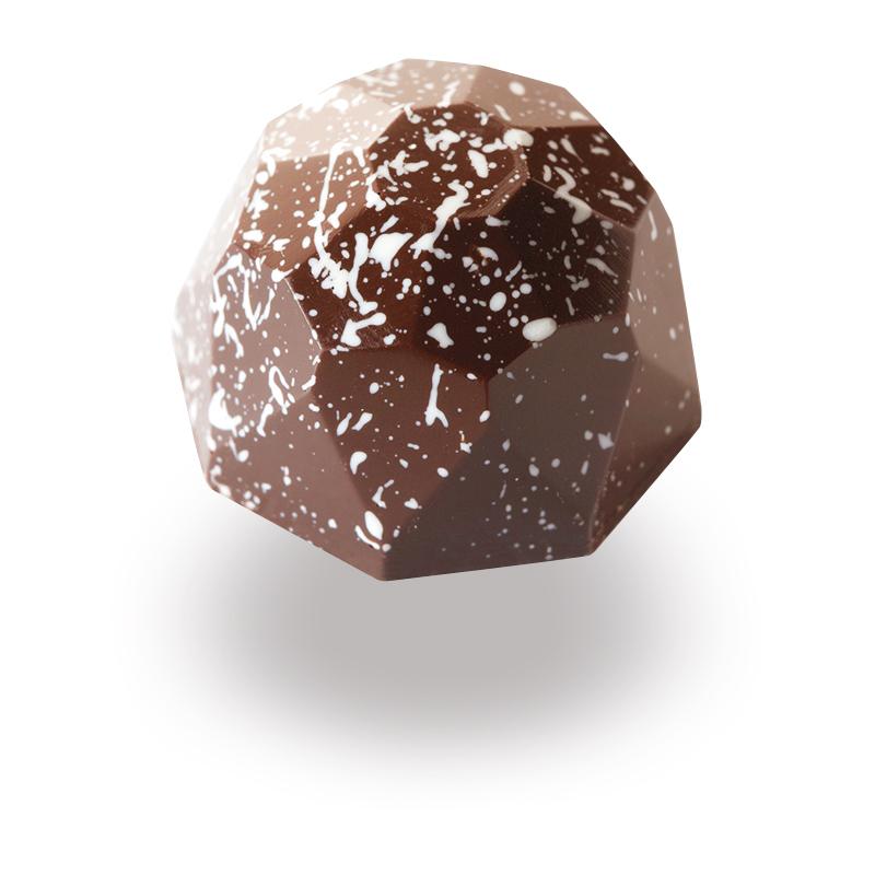 Bonboniera - Čokoladne praline Lucifer Chocolate - Diamant