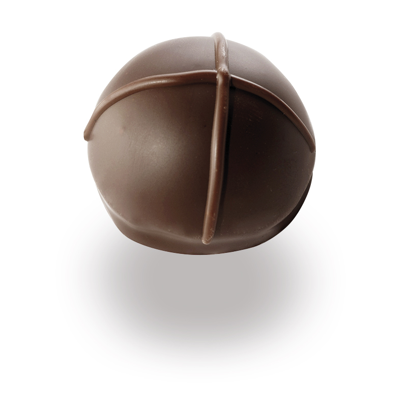 Bonboniera - Čokoladne praline Lucifer Chocolate - Kava marcipan
