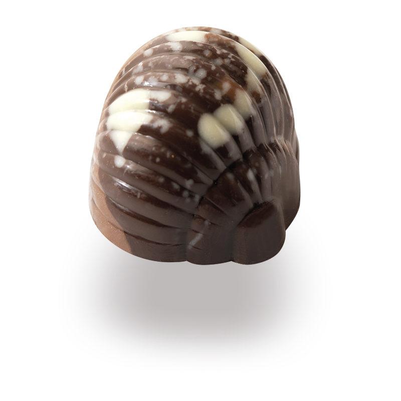 Bonboniera - Čokoladne praline Lucifer Chocolate - Polžek