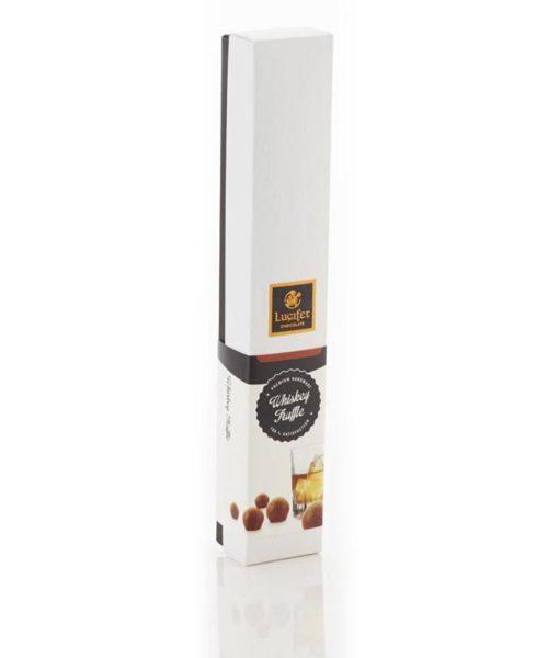 Čokoladni trufli z okusom viskija - Whiskey Truffle, 8 čokoladnih pralin