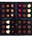 Bonboniera Lucifer Chocolate Lux 6×6 – 36 čokoladnih pralin