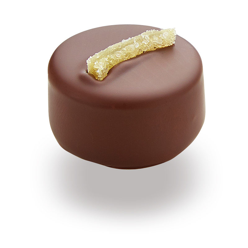 Bonboniera - Medene čokoladne praline z medom in ingverjem