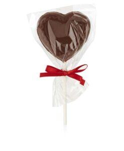 Čokoladne lizike iz mlečne čokolade