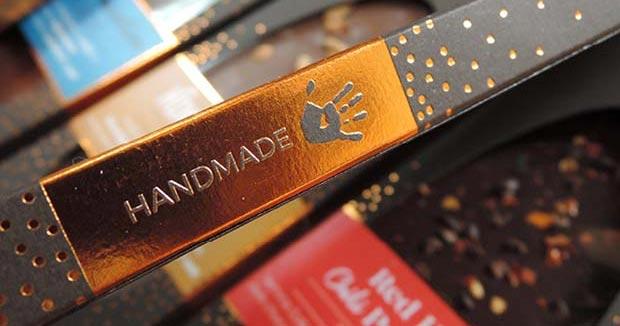 Lucifer čokolade - ročno izdelano