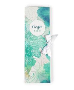 Mlečna čokolada čokoladno pismo CARPE DIEM