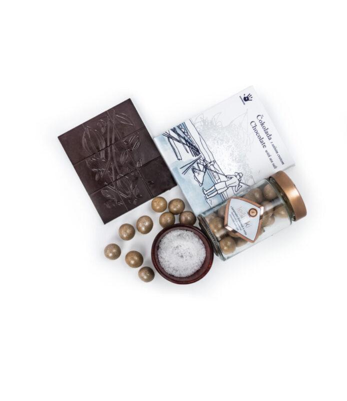 Čokolada in sol