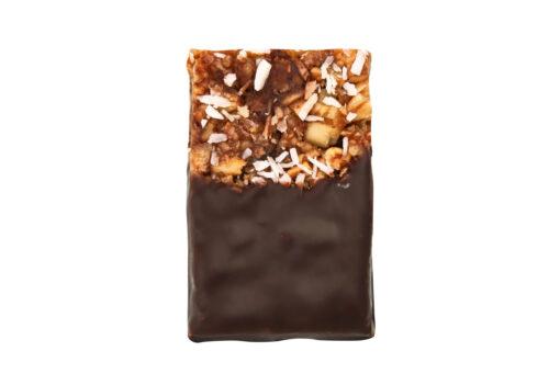 granola kokos prerez